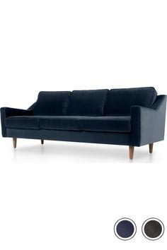 Super Gracie 3 Seater Sofa Pine Green Velvet Products 3 Inzonedesignstudio Interior Chair Design Inzonedesignstudiocom