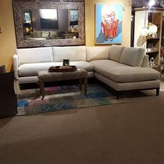 New LEE Industries sectional sofa at GlassBoat #leeindustries #sectionalu2026 | Join the Revolution! | Pinterest | Lee industries Sectional sofa and Room : lee sectionals - Sectionals, Sofas & Couches