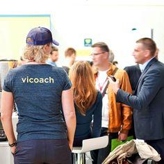 Vico Coach auf der Fitnessmesse Fibo in Köln 2016