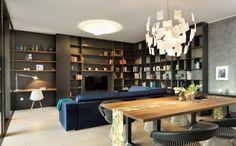 luminaire intérieur suspension de design originale  pour le salon moderne