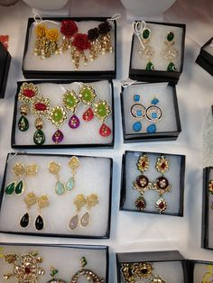 #Earrings! #BTS - #modlife4me -Get all the glitz & glam at http://www.modlife4.me