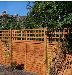 Main Garden Care - Garden Fencing -Trellis panels