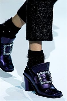 Marc Jacobs Pilgrim shoe  I so, so, so, so need to have these!