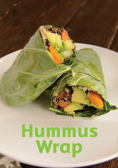 Healthy and delicious, this Hummus Wrap recipe is a tasty lunch option that is perfect for those lazy summer afternoons. Made with your favorite fresh vegetables, you cannot go wrong with making these for your entire family.