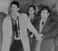 Efemérides de Madrid. 7 de enero. 1970.- El madrileño Mariano Ventura Rodríguez de 18 años, se convierte en el primer pirata de la aviación civil española, al secuestrar con una pistola de juguete un avión de Iberia en Zaragoza.