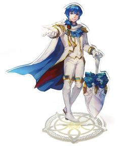 Your place to buy and sell all things handmade Fire Emblem Marth, Fire Emblem Shadow Dragon, Queen Of Fire, I Wont Give Up, Super Smash Bros, Groom, Beans, Ships, Princess Zelda
