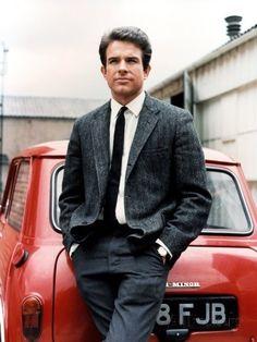 Beatty - I really like the car & the sports jacket