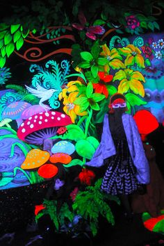 Rainbow Depth Art by 3d Glasses, Special Events, Rainbow, Painting, Art, Rain Bow, Art Background, Rainbows, Painting Art