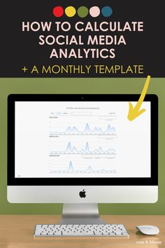 Give your clients a monthly social media report with this easy template and analytics tracker! Social Media Report, Social Media Analytics, Social Media Quotes, Social Media Tips, Social Media Marketing, Mobile Marketing, Marketing Strategies, Social Networks, Business Marketing