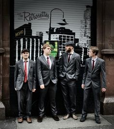 Another superb Manchester based band join the Freaks.