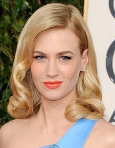 Celeb Hair Styles - Perfect for Oval Face Shapes