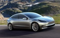 Tesla just unveils its $35,000 Model 3 electric car, with 215 mile range. Elon Musk unveils Tesla's 'affordable' Model 3 that is 20 per cent smaller than Tesla's Model S, fits five adults, does 0