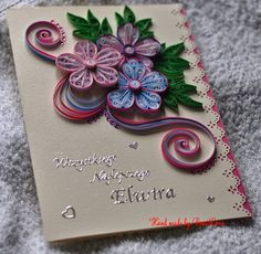 Quilling by DomiLove