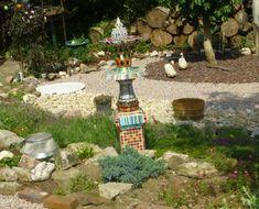 tuin mozaïek Paint Pens, Mosaic, Bird, Outdoor Decor, Painting, Home Decor, Painting Art, Birds, Interior Design