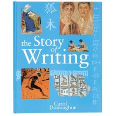 the story of writing. goes with the 4th Great Lesson (montessori)