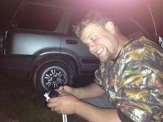 Start going funny when its after 12 on a hunting trip