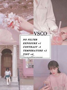photo editing,photo manipulation,photo creative,camera effects Photography Lessons, Photography Editing, Pink Instagram, Instagram Feed, Vsco Gratis, Fotografia Vsco, Pink Filter, Best Vsco Filters, Free Vsco Filters