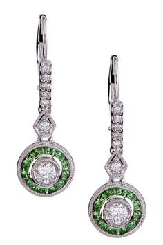 Emeralds for the May bday...