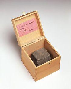 Robert Filliou (French, 1926-1987) - Optimistic Box n°1 (1968)