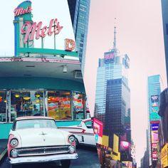 Quarto de Viagem!: Mochilão E.U.A! NYC e L.A!