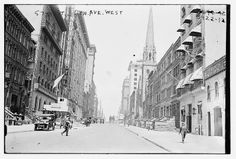 57th St., 6th Ave. West (LOC)
