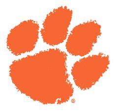 Clemson Tiger Paw