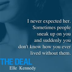 The Deal by @Elle Kennedy