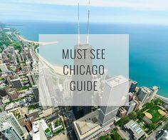 A customizable must-see guide to top attractions in Chicago