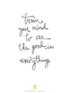 Train your mind #Fashiolista #Inspiration