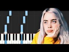 Billie Eilish - Six Feet Under (Piano Tutorial) Piano Songs, Piano Sheet Music, Youtube Setup, Six Feet Under, Piano Tutorial, Guitar Tabs, Billie Eilish, Photo Editing, Beauty