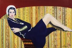 zaitun ART: Lusia Popenko : Eastern Couch 2008