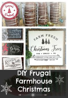If you are like many feeling the financial pinch this year. Check out these 5 DIY Christmas Ideas that are sure to please!