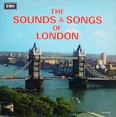 Various - The Sounds & Songs Of London (1968)