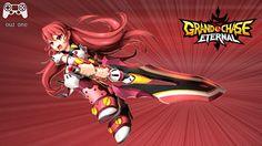 Grand Chase - Elesis Gladiadora ========================= #louzzone #grandchase #elesis