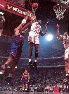 #MJ23 Michael Air Jordan vs Sir Charles #Barkley #AirJordan