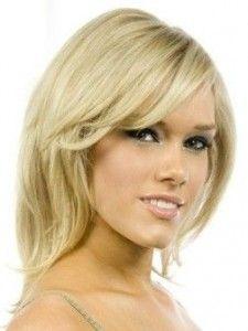 Oogverblindende blonde kapsels voor dames met halflang haar