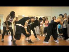 A dancehall routine by Laure Courtellemont. Song: Wine n bubble by Aidonia. This is amazing!