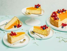 Pavlova, Cheesecake, Desserts, Food, Kite, Tailgate Desserts, Deserts, Cheesecakes, Essen
