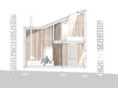 José López Garrido > Centro Social Deportivo + Alojamiento, en Jánovas, Huesca | HIC Arquitectura