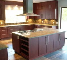 Refinishing Kitchen Cabinets From Wooden