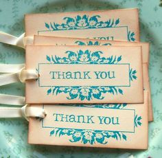 Grab your stamps -- so cute!