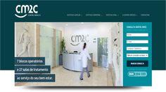 Novo website CM2C