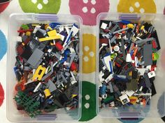 Bulk LEGO® bricks, parts & pieces 200 genuine parts and pieces for crafting and creative projects! Can customize!