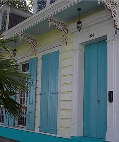 Creole cottage, New Orleans