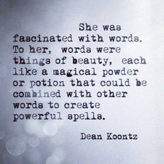 fascinated