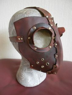 Steampunk Fashion...mask