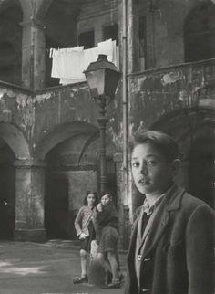 Robert Doisneau. Lyon 1950