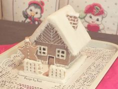 Christmas 2013: Gingerbread house