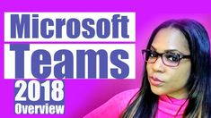 Microsoft Teams Tutorial 2018 How to Use Microsoft Teams for Beginners ... Office 365, Microsoft Office, Being Used, Advertising, Youtube, Youtubers, Youtube Movies