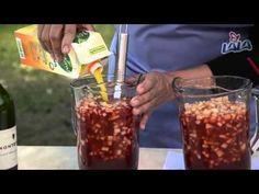 Acompaña tus mejores alimentos con un rico Clericot - YouTube